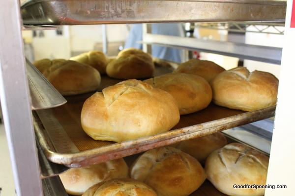 Homemade rolls - YUMMM!