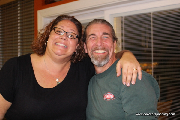 Maureen Kelly and my Handsome Husband