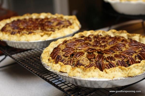 Aunt LeAnne's Pecan Pie