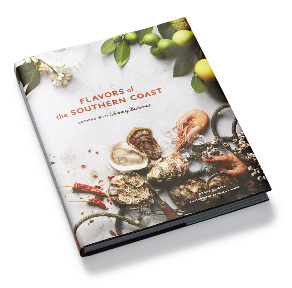 WIN this brand new Tommy Bahama Cookbook in Good for Spooning's first ever giveaway!