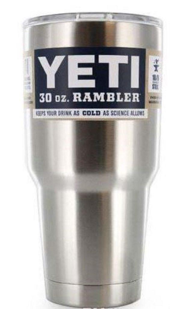 Rambler - 30 oz stainless steel tumbler